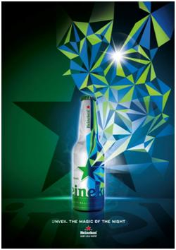 Новая Heineken Club Bottle – Color Your Night!